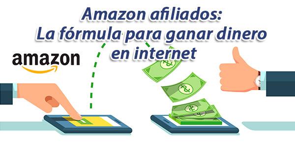 Tres formas de ganar dinero con Amazon