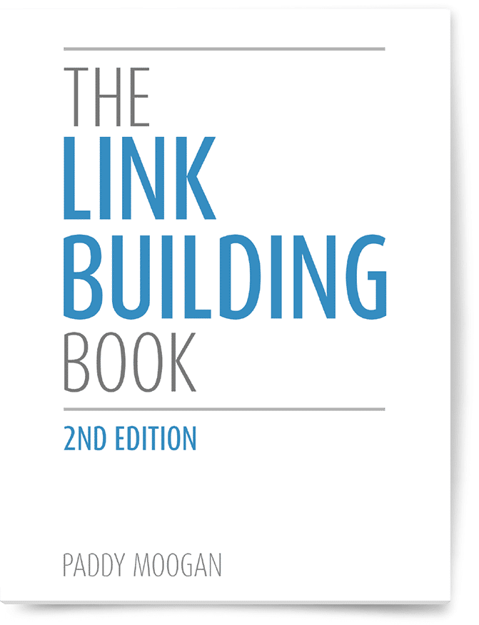the linkbuilding book