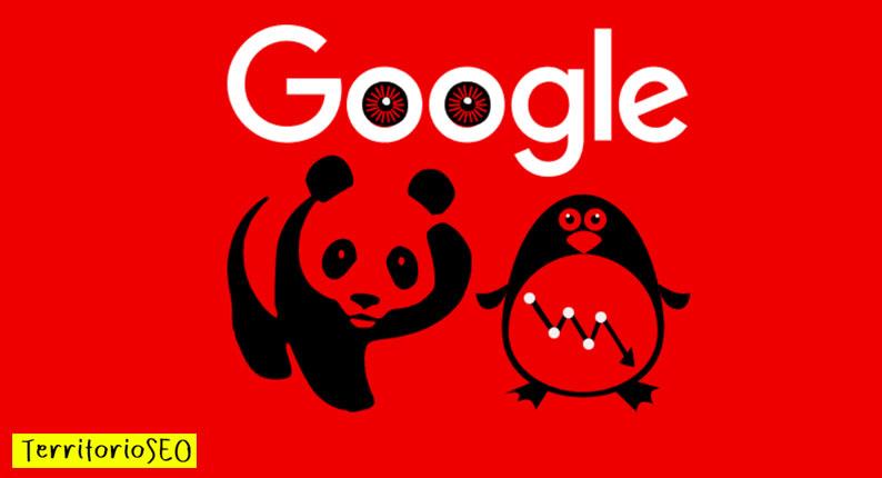 como saber si google te ha penalizado