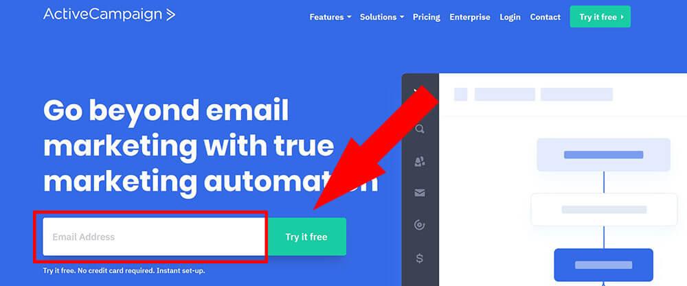 campaña activa email marketing prueba gratuita